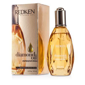 Diamond Oil Shatterproof Shine (For Dull, Damaged Hair)