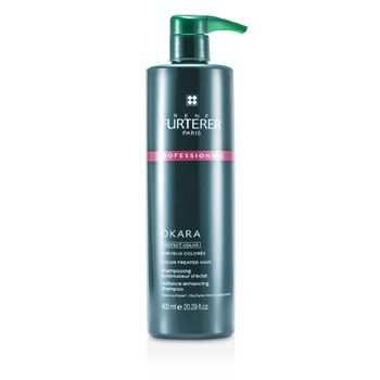 Okara Protect Color Color Radiance Ritual Radiance Enhancing Shampoo - Color-Treated Hair (Salon Product)