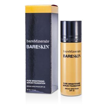 BareSkin Pure Brightening Serum Foundation SPF 20 - # 10 Bare Buff