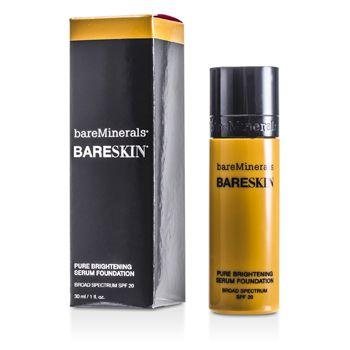 BareSkin Pure Brightening Serum Foundation SPF 20 - # 15 Bare Honey