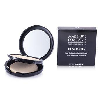 Pro Finish Multi Use Powder Foundation - # 140 Neutral Honey
