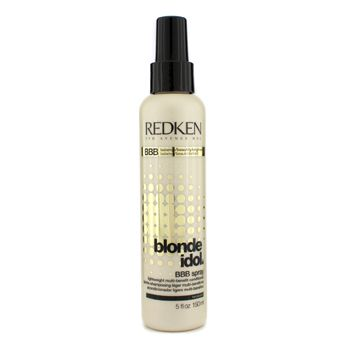 Blonde Idol BBB Spray Lightweight Multi-Benefit Conditioner (For Beautiful Blonde Hair)