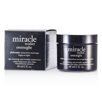 Miracle Worker Overnight Moisturizer