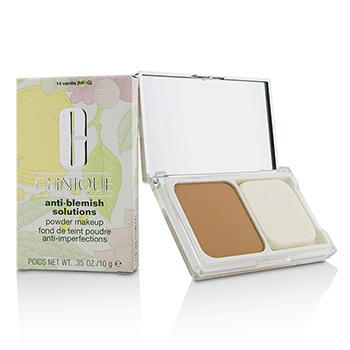 Anti Blemish Solutions Powder Makeup - # 14 Vanilla (MF-G)