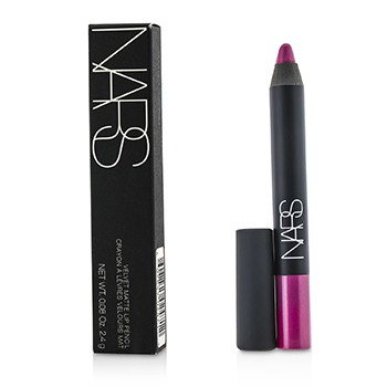Velvet Matte Lip Pencil - Never Say Never