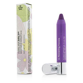 Chubby Stick Baby Tint Moisturizing Lip Colour Balm - # 04 Flowering Freesia