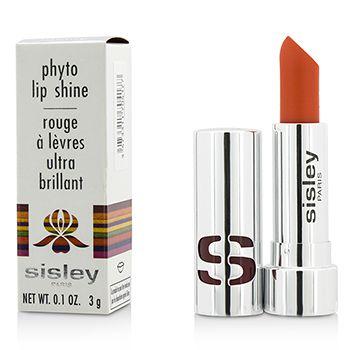 Phyto Lip Shine Ultra Shining Lipstick - # 17 Sheer Papaya
