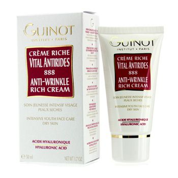 Anti-Wrinkle Rich Cream (For Dry Skin)