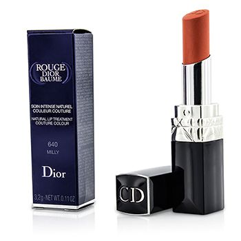 Rouge Dior Baume Natural Lip Treatment Couture Colour - # 640 Milly