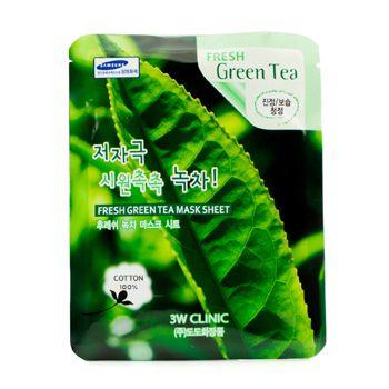 Mask Sheet - Fresh Green Tea