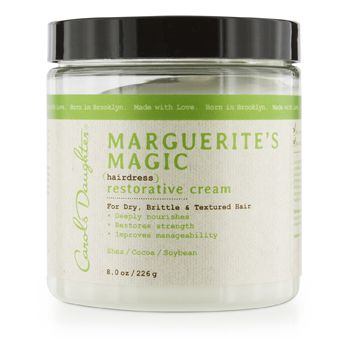 Marguerite's Magic Hairdress Restorative Cream (For Dry, Brittle & Textured Hair)