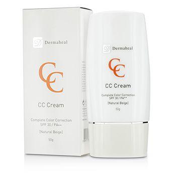 CC Cream SPF30 - Natural Beige