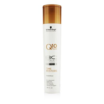 BC Time Restore Q10 Plus Shampoo (For Mature and Fragile Hair)