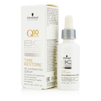 BC Time Restore Q10 Plus Rejuvenating Serum (For Mature and Fragile Hair)