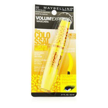 Volum' Express The Colossal Cat Eye Washable Mascara - #Glam Black