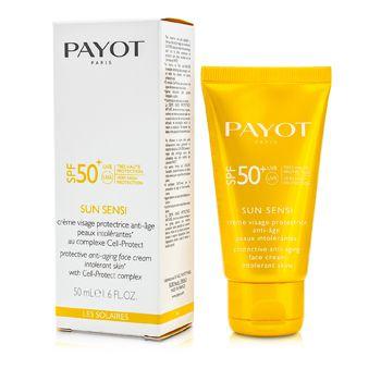 Les Solaires Sun Sensi Protective Anti-Aging Face Cream SPF 50+