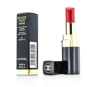 Rouge Coco Shine Hydrating Sheer Lipshine - # 97 Desinvolte