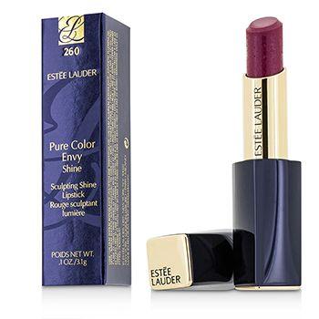 Pure Color Envy Shine Sculpting Shine Lipstick - #260 Passionate