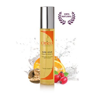 Rush Hour Vibrant Dry Body Oil