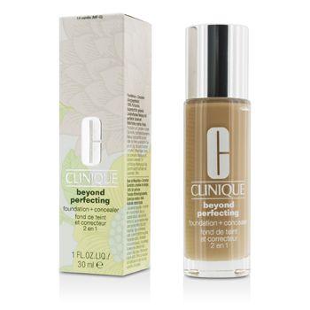 Beyond Perfecting Foundation & Concealer - # 14 Vanilla (MF-G)