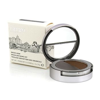 Brow Defining Kit - BK03 Dark