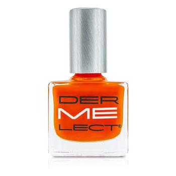 ME Nail Lacquers - Head Turner (Brilliant Tangerine Cream)
