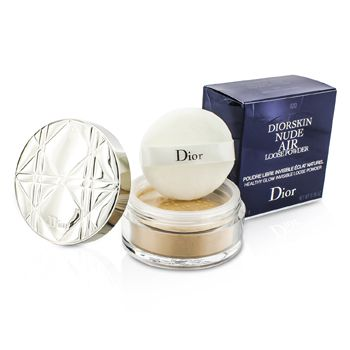 Diorskin Nude Air Healthy Glow Invisible Loose Powder - # 020 Light Beige