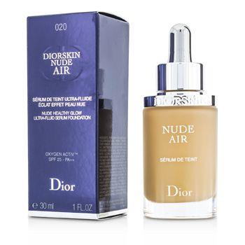 Diorskin Nude Air Serum Foundation SPF25 - # 020 Light Beige