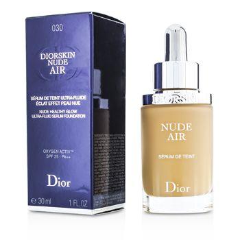 Diorskin Nude Air Serum Foundation SPF25 - # 030 Medium Beige