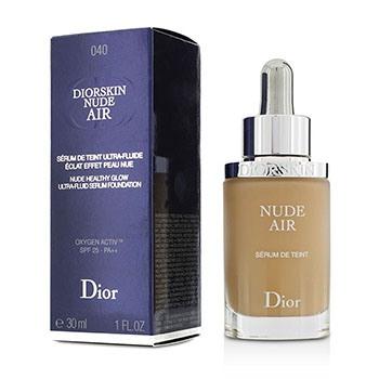 Diorskin Nude Air Serum Foundation SPF25 - # 040 Honey Beige