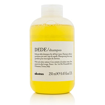 Dede Delicate Daily Shampoo (For All Hair Types)