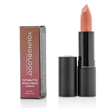 Intimatte Mineral Matte Lipstick - #Ooh La La