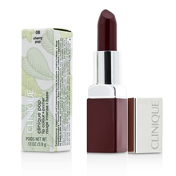 Clinique Pop Lip Colour + Primer - # 08 Cherry Pop