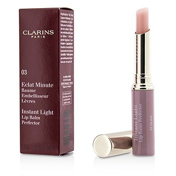 Eclat Minute Instant Light Lip Balm Perfector - # 03 My Pink