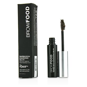 BrowFood Tinted Brow Enhancing Gelfix - # Brunette