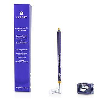 Crayon Khol Terrybly Color Eye Pencil (Waterproof Formula) - # 15 Gold Ornamenet
