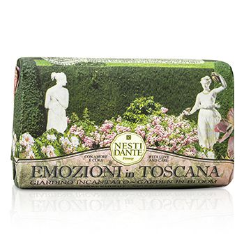 Emozioni In Toscana Natural Soap - Garden In Bloom