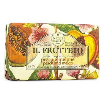 Il Frutteto Sweetening Soap - Peach & Melon