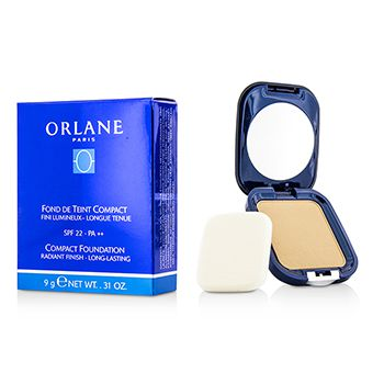 Compact Foundation SPF22 (Raidant Finish/Long Lasting) - #04 Dore