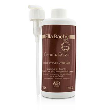 Fruit D'Eclat Organic Awakening Vegetable Oil  for Face & Body (Salon Product)