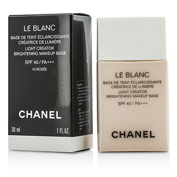Le Blanc Light Creator Brightening Makeup Base SPF40 - #10 Rosee