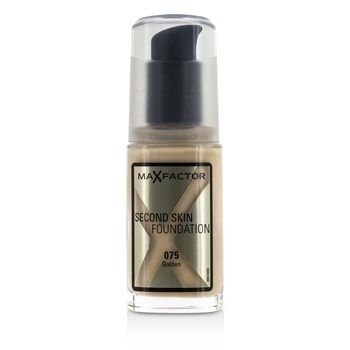 Second Skin Foundation - #075 Golden