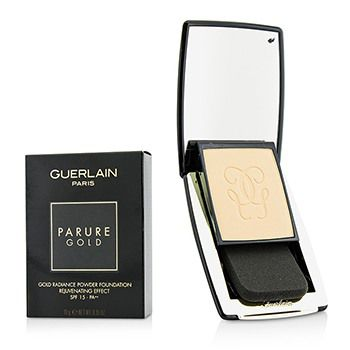 Parure Gold Rejuvenating Gold Radiance Powder Foundation SPF 15 - # 02 Beige Clair