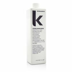 Young.Again.Rinse (Immortelle and Baobab Infused Restorative Softening Conditioner - To Dry, Brittle or Damaged Hair)