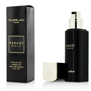 Parure Gold Rejuvenating Gold Radiance Foundation SPF 30 - # 02 Beige Clair