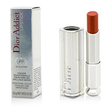 Dior Addict Hydra Gel Core Mirror Shine Lipstick - #532 So Electric