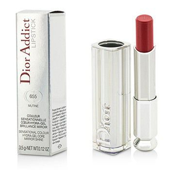 Dior Addict Hydra Gel Core Mirror Shine Lipstick - #655 Mutine
