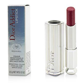 Dior Addict Hydra Gel Core Mirror Shine Lipstick - #750 Rock'N Roll