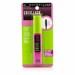 Great Lash Mascara with Classic Volume Brush - #101 Very Black