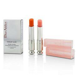 Dior Addict Duo Lip Glow Set (#001,#004)